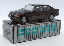 Cursor 1/43 Scale Vintage Diecast - 281 Mercedes Benz 600 SE/SEL Black