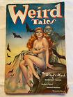 Weird Tales Jan 1938 Science Fiction Magazine Pulp Digest Series Vol 31 No.1