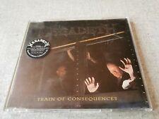 MEGADETH - ´´TRAIN OF CONSEQUENCES+5´´ - RAR MCD 1994