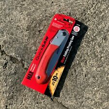 Corona MAX Quick SAW 18cm Blade Folding Pruning Saw - 10cm Cut - SK4 Steel