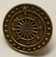CIA NCS / DO SAD SOG Special Operations Group Ground Branch Cypher Compass Pin