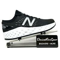 New Balance Womens Black WVNGOBK4 Overcast Running Athletic Sneaker Shoes Sz 7.5