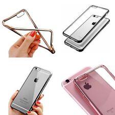 Étuis, housses et coques simples iPhone 7 Plus en silicone, caoutchouc, gel pour téléphone mobile et assistant personnel (PDA)