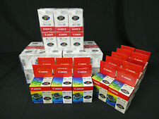 Lot of 46 Canon BC-11E BJ 4-Color Ink Cartridge Case Packed #5oqn