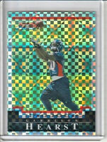 Garrison Hearst Denver Broncos 2004 Bowman Chrome X-Fractor Football Card #83