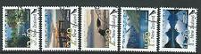 NEW ZEALAND 2010 SCENIC DEFINITIVES FINE USED