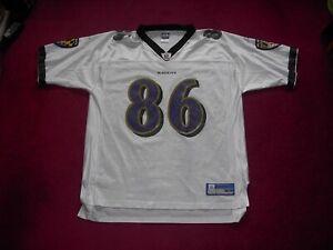 Reebok Baltimore Ravens American Football Shirt/Top/86 Heap/Adult Large