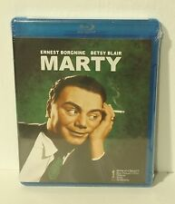 Marty (Blu-ray Disc, 2014) Ernest Borgnine NEW & SEALED - AUTHENTIC REGION A