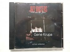 JAZZ MASTERS GENE KRUPA e.f.s.a. Collection CD DVD Musica Jazz
