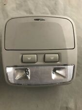2001-06 Hyundai Santa Fe Front Dome/ Map Lights With Sun Glasses Storage