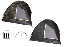 3 PERSONEN ZELT MONODOM BW Dreimannzelt Igluzelt Tarnzelt Camping Moskitonetz
