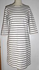 ESMARA breton striped jersey dress BNWT UK 14 16