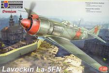 Lavochkin Aviones la-5fn, KP, Equipo Construcción plástico, 1:48 , NUEVO