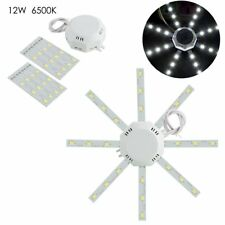 1PC 5730SMD LED Celling Lamp 12W/16W/20W/24W Bright White Octopus Round Light