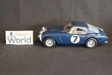 Hot Wheels Elite Ferrari 250 GT Berlinetta SWB 1961 1:18 #7 RAC TT 1961 (PJBB)