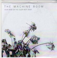 (DC60) The Machine Room, Your Head On The Floor Next Door - 2012 DJ CD