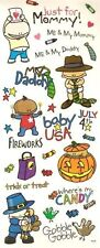 BABY Scrapbook Stickers and Phrases