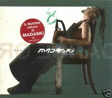 MADASKI DANCE OR DIE CD DIGIPAK SIGILLATO