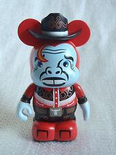 "Disney Vinylmation Urban Redux Series #1 COWBOY Rodeo Zombie Western 3"" Figure"