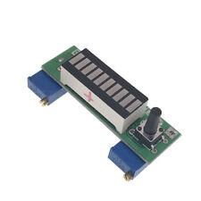 Diy Lm3914 Display Board New 12V Battery 3.7V Lithium Battery Level Tester