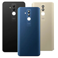 Huawei Mate 20 Lite Rear Back Glass / Battery Cover Door With Camera Lens