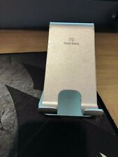 elago P2 Tablet Stand Aluminium for iPhone iPad Silver Excellent Condition