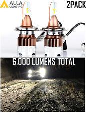 Alla LED 9003 Daytime Running DRL|Headlight Light Bulb All-in-One Conversion Kit
