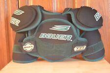 New Bauer spg impact hockey shoulder pads - size Junior medium