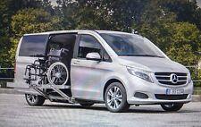 Ricon Slide-Away Rollstuhl Van Lift Behindertenaufzug Rollstuhllader Ladehilfe