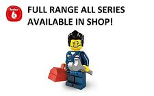Lego mechanic series 6 unopened new factory sealed