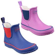 Calzado de niña botas de agua impermeable