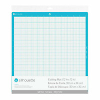 SILHOUETTE  CAMEO CUTTING MAT 12X12 LIGHT HOLD NEW