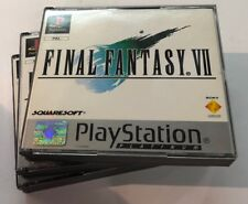 PlayStation 1 FINAL FANTASY VII PS1 Pal
