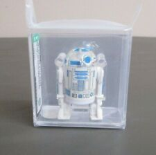 R2-D2 Sensorscope 1981 STAR WARS Graded AFA 80+ NM HK Coo JJ New Case #2