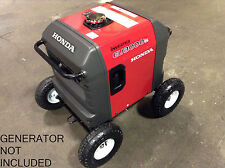 "HONDA EU3000iS INVERTER GENERATOR ALL TERRAIN 10"" PNEUMATIC WHEEL KIT"