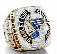 2019 ST Louis Blues Blue Stanley Cup Championsip Ring Hockey - FREE SHIPPING