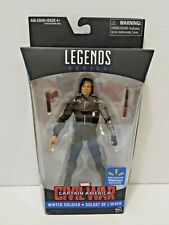 Marvel Legends Series Captain America Civil War Winter Solider Walmart Exclusive