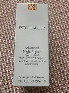 Estee Lauder Advanced Night Repair Synchronized Multi-Recovery Complex 50ml NEW