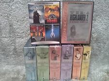 Highlander The Complete Series Seasons 1-6 DVD MEGA SET+5 MOVIES~NEW+LIKE NEW+VG