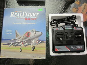 GreatPlains RealFlight R/C Flight Simulator Control ONLY