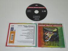 LINTON KWESI JOHNSON/REGGAE GREATS(SPECTRUM 552881-2) CD ALBUM