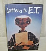 1983 Book  Letters to E.T.  Introduction by Steven Spieberg