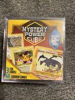 BRAND NEW Sealed Pokemon Mystery Power Cube Box Charizard PSA 10?