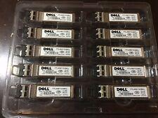 Dell SFP+Short Range SR transceiver PowerEdge 6950 R710 R910 R810 T610 VRTX