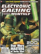 AUG 1997 ELECTRONIC GAMING MONTHLY video game magazine STAR WARS