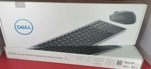 Dell Multi-Device Wireless Keyboard and Mouse - KM7120W - UK (QWERTY) RRP £110