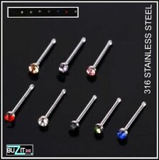 Stainless Steel Simulated Body Jewellery