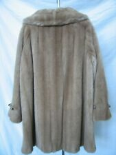 New listing Vintage Ladies Faux Fur Coat