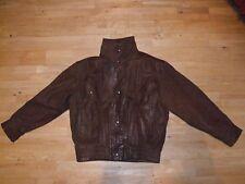 Leather Jacket Size L  TM Branded