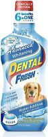 17oz  Water Additive for Dogs Oral Care,Dental Fresh Advanced Whitening Formula